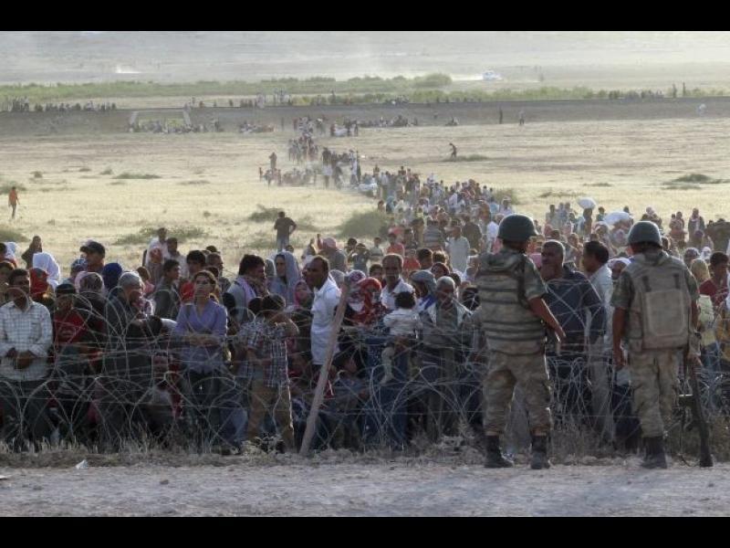 """""""ГАРДИЪН"""": За Путин бежанците са оръжие срещу ЕС и Турция!"""
