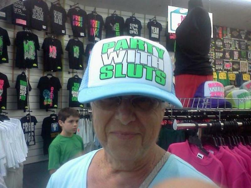 Вие имате ли луда баба?