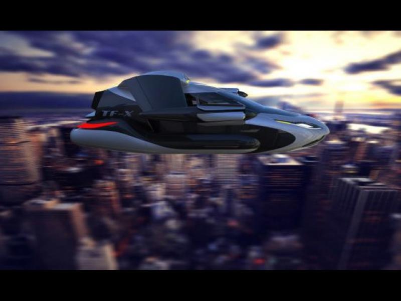 /ВИДЕО/ Първата летяща кола ще се появи след 2 години - картинка 1