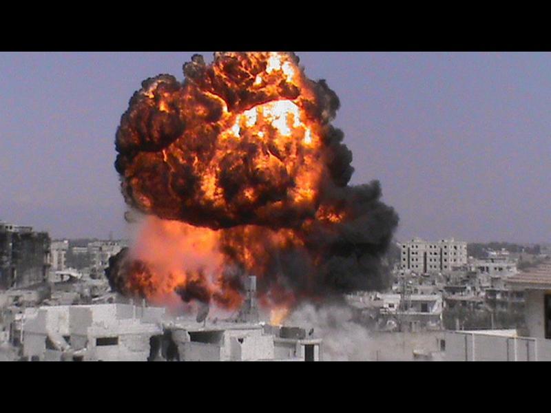 Примирието в Сирия е нарушено!
