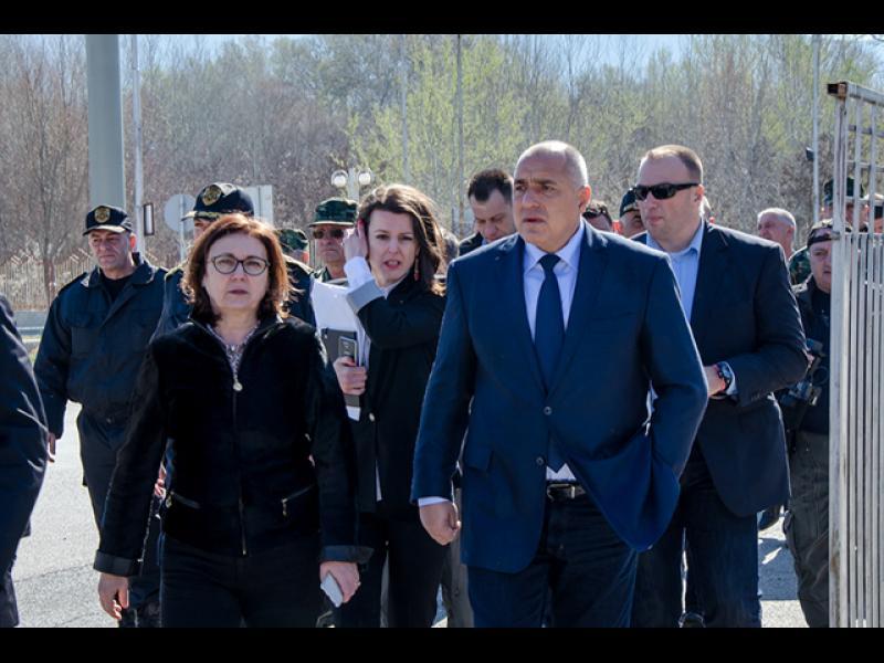 Борисов: Ако изпратя ГДБОП и ДАНС в Гърция, за един ден ще приключат с трафикантите им - картинка 1
