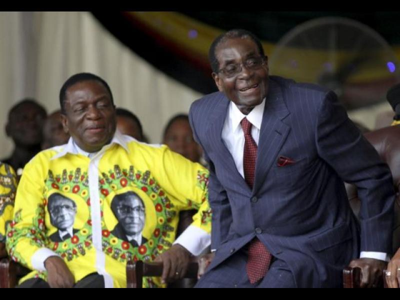 Зимбабве национализира добива на диаманти