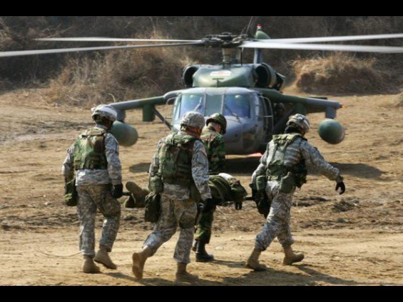 300 000 военни се включват в най-голямото учение на САЩ и Южна Корея - картинка 1