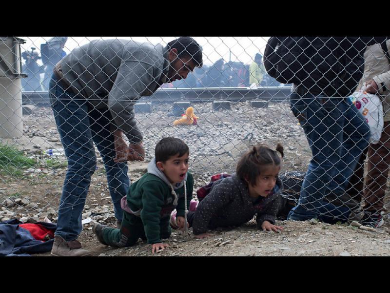 Гърция не е записала всички бежанци - картинка 1