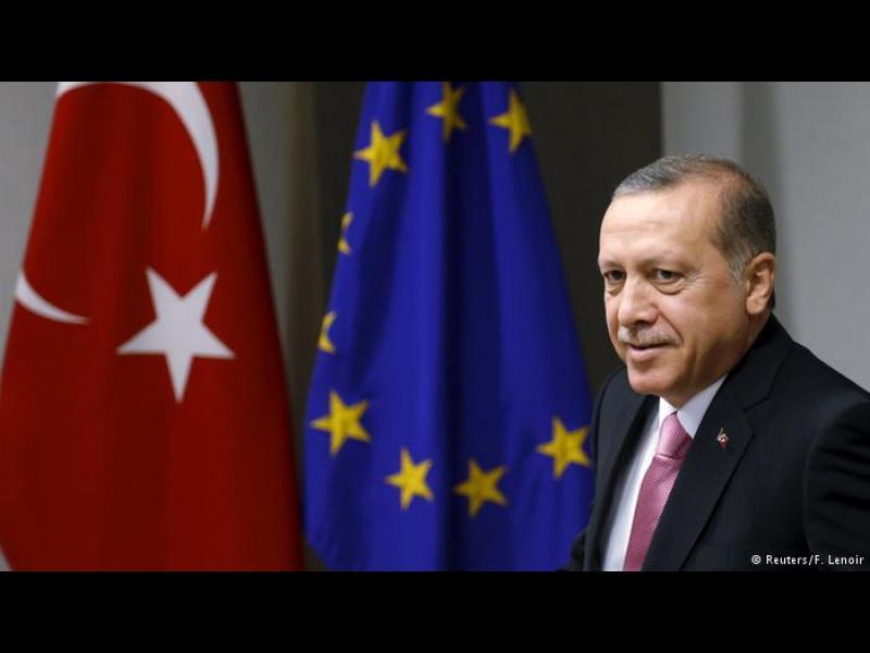 Турският президент Ердоган критикува ЕС - картинка 1