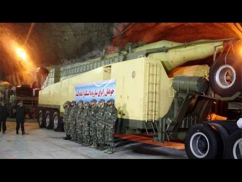 Иран тества балистични ракети - картинка 1