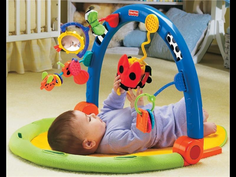 Любимите играчки на всяко бебе