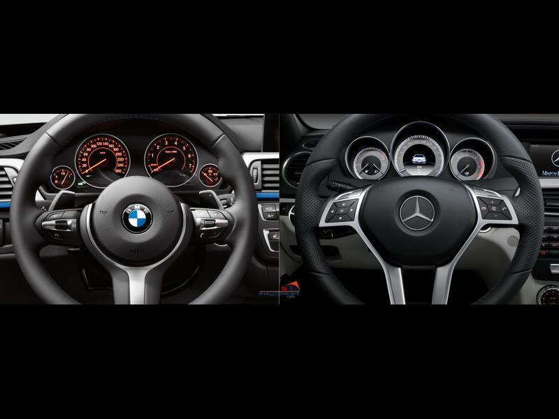 Mercedes се изгаври с юбилея на BMW - картинка 1