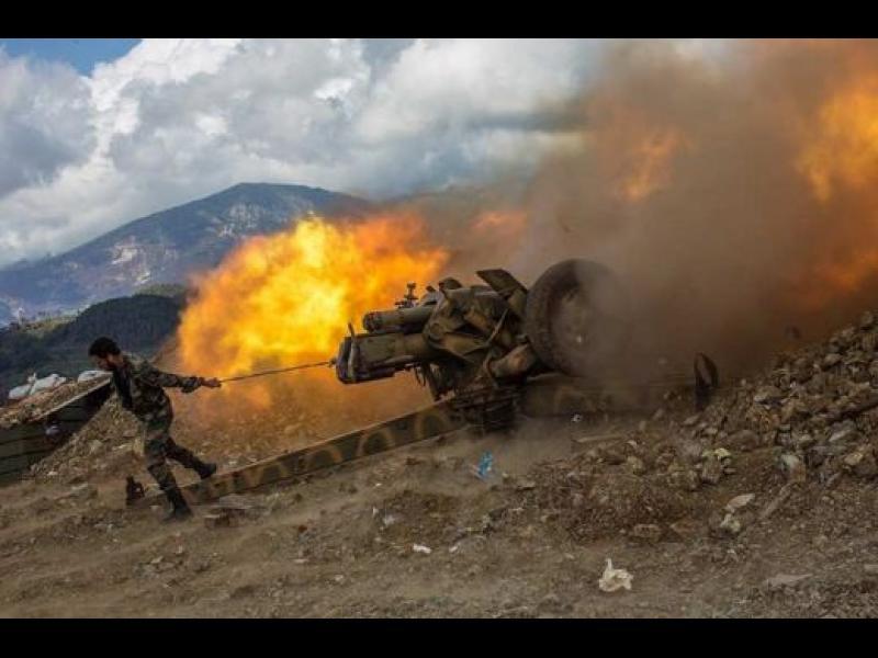 Турската армия отвърна на обстрела, идващ от Сирия - картинка 1
