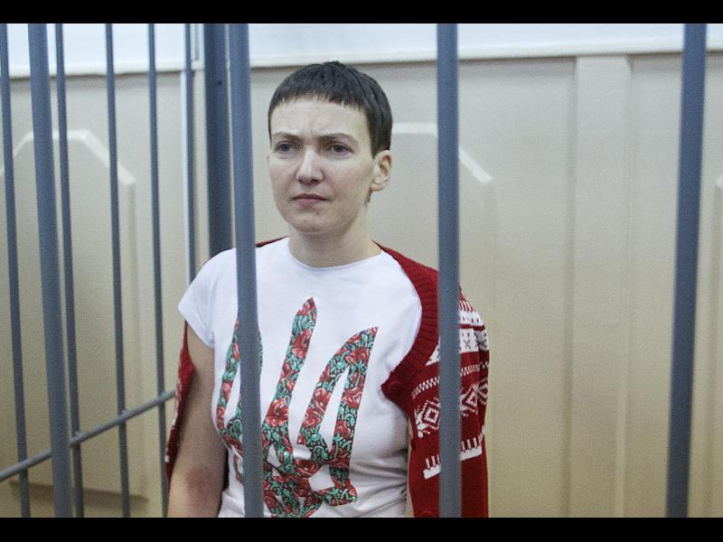 """Украйна призова Русия да освободи """"незабавно"""" Савченко - картинка 1"""