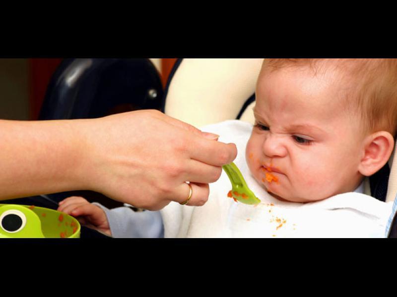 Съвети за злояди бебета