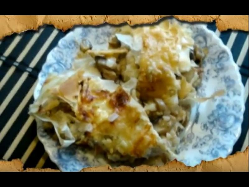 /ВИДЕО/ Домашна кухня: Един различен пай със зеле (Зелник)