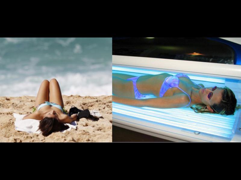 Слънцето и солариумите - пристрастяващи и причиняват рак! - картинка 1