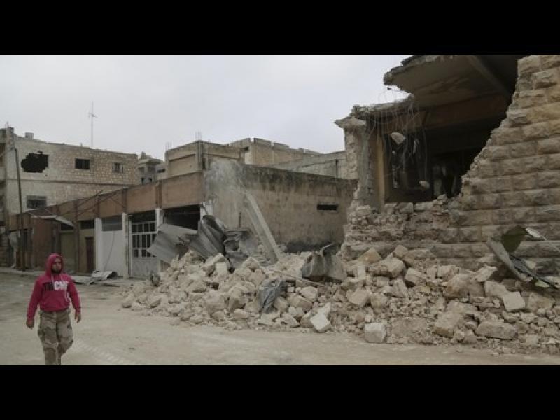 За една година в Сирия са убити 50 хиляди души