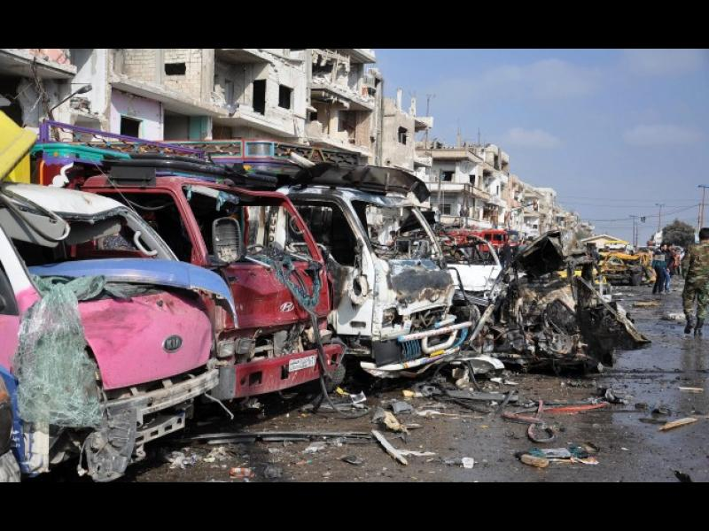 Поне едно поколение до възстановяването на Сирия - картинка 1