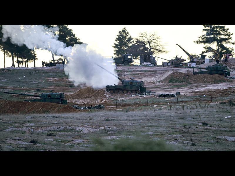Русия твърди, че Турция разполага военни части на сирийска територия