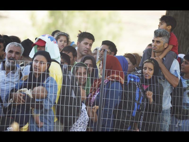 Германия няма да промени политиката към бежанците - картинка 1