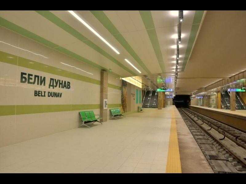 ИЗВЪНРЕДНО! Сигнал за бомба в столичното метро - картинка 1