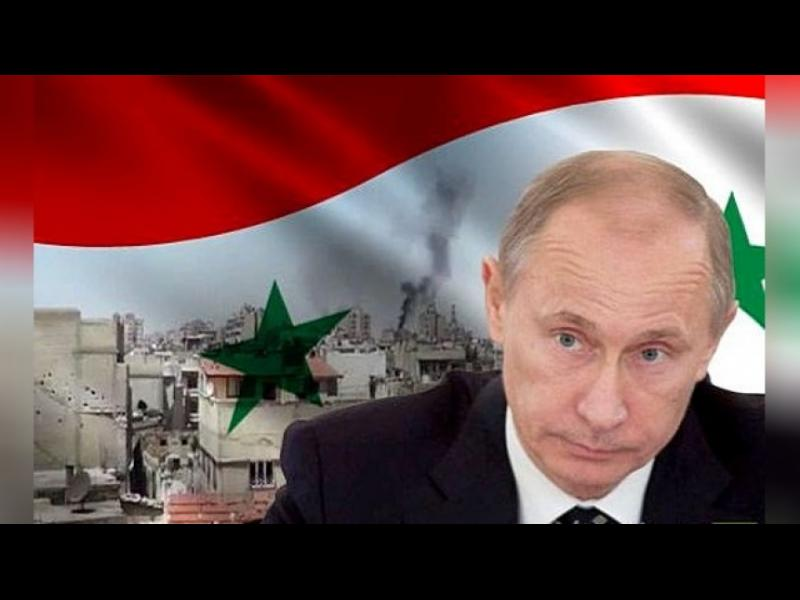 Голямата измама: Русия се изтегля от Сирия - картинка 1