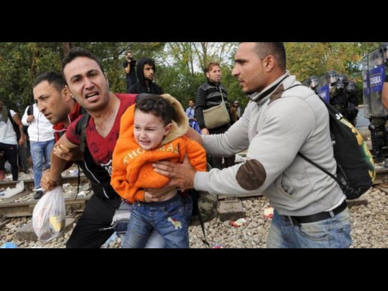 Македония върна около 600 мигранти обратно в Гърция