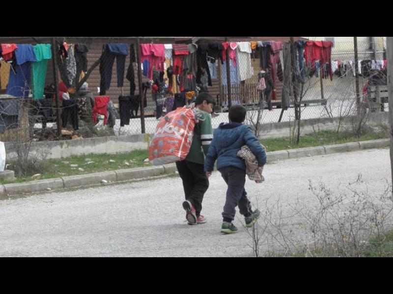 Горещите бежански точки вече са опасно близо до България