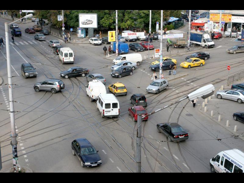 Правят черен списък с най-опасните кръстовища в София - картинка 1