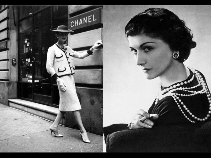 Коко Шанел - част от нацисткото разузнаване