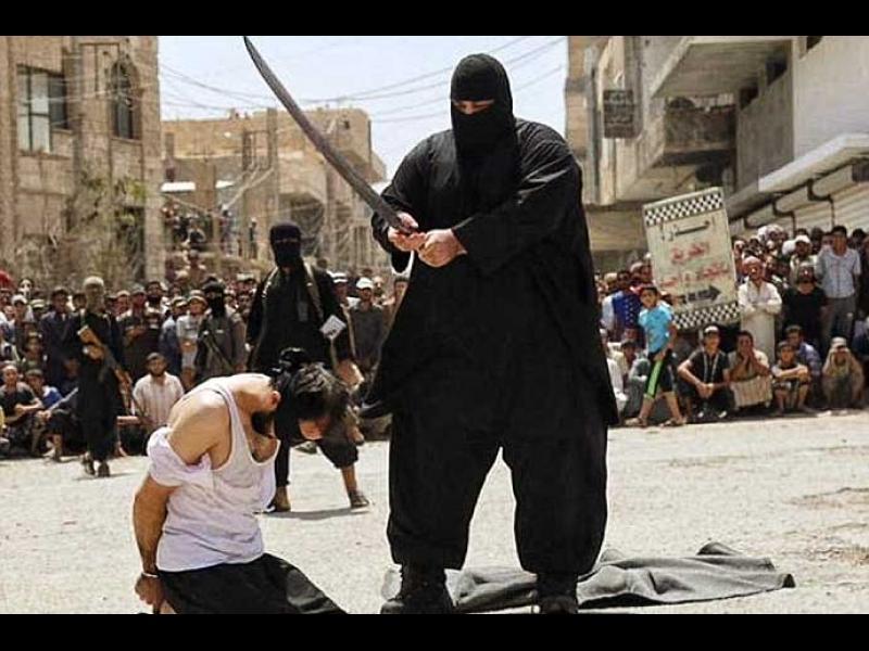 Ислямска държава извършва геноцид