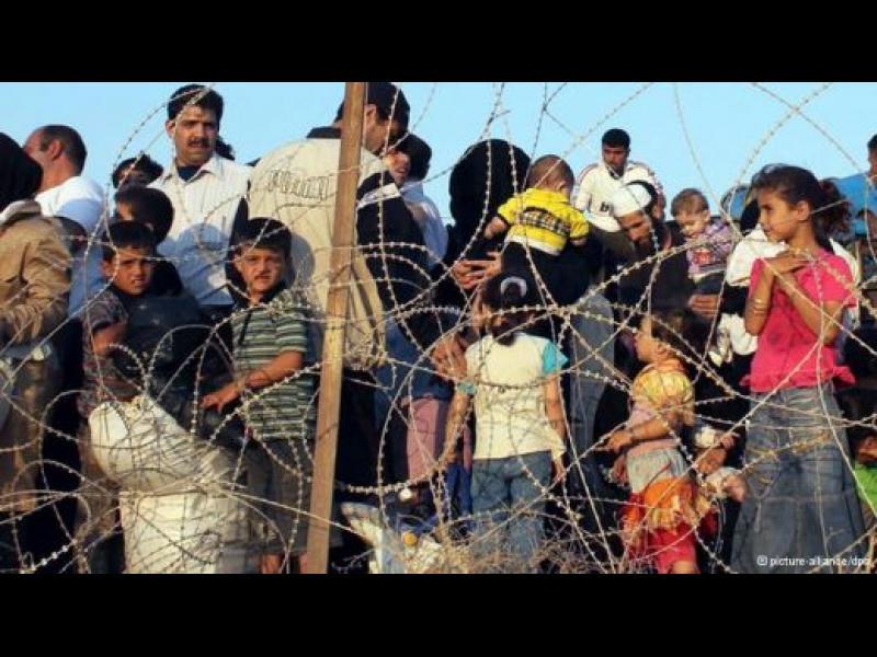 Споразумението между ЕС и Турция нарушава правата на бежанците