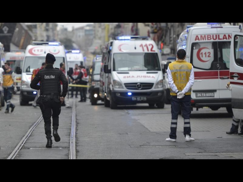 Турските власти издирват предполагаеми атентатори самоубийци - картинка 1
