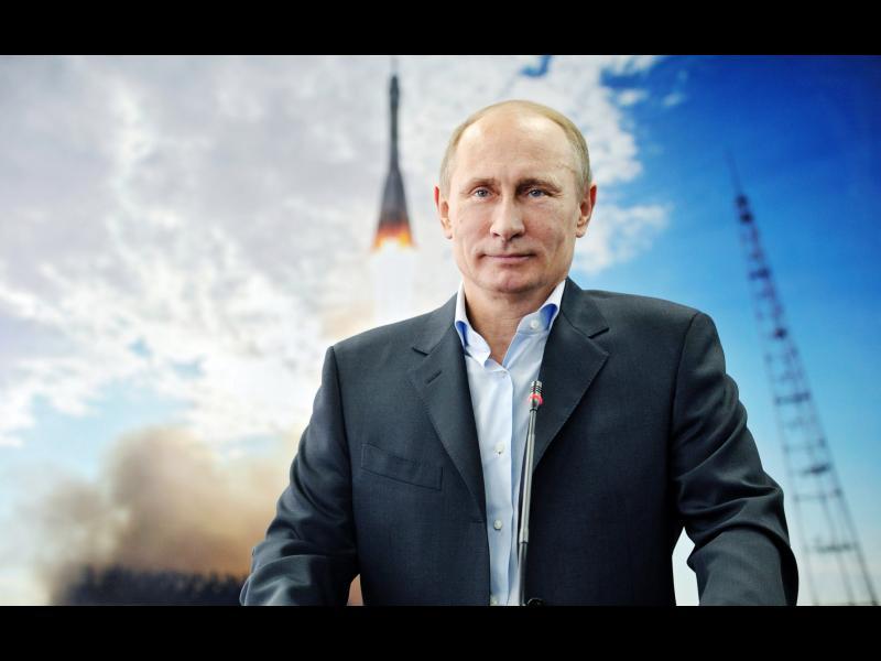 10% спад в доверието към Путин за година