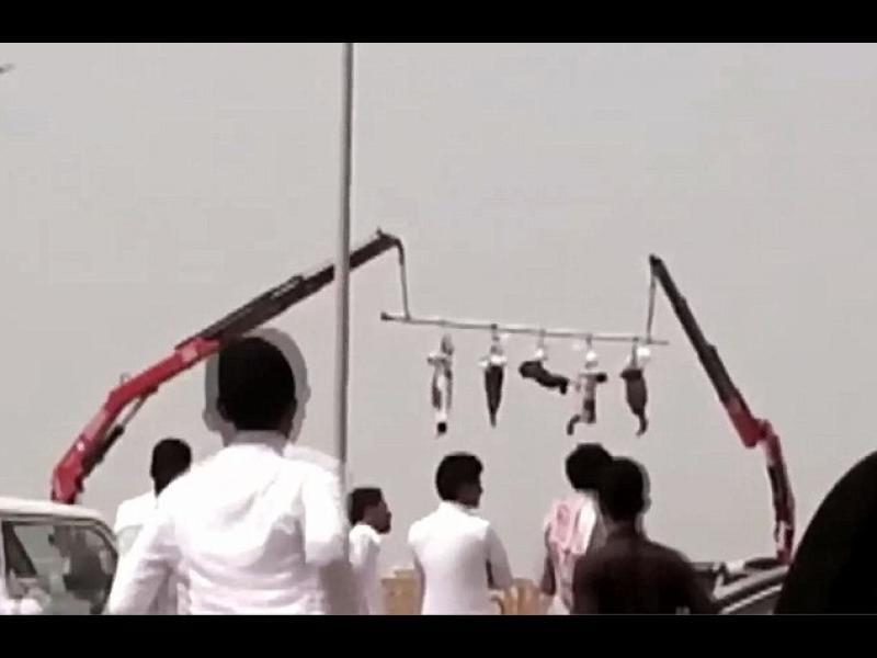 Шокиращ филм показва жестокости в Саудитска Арабия - картинка 1