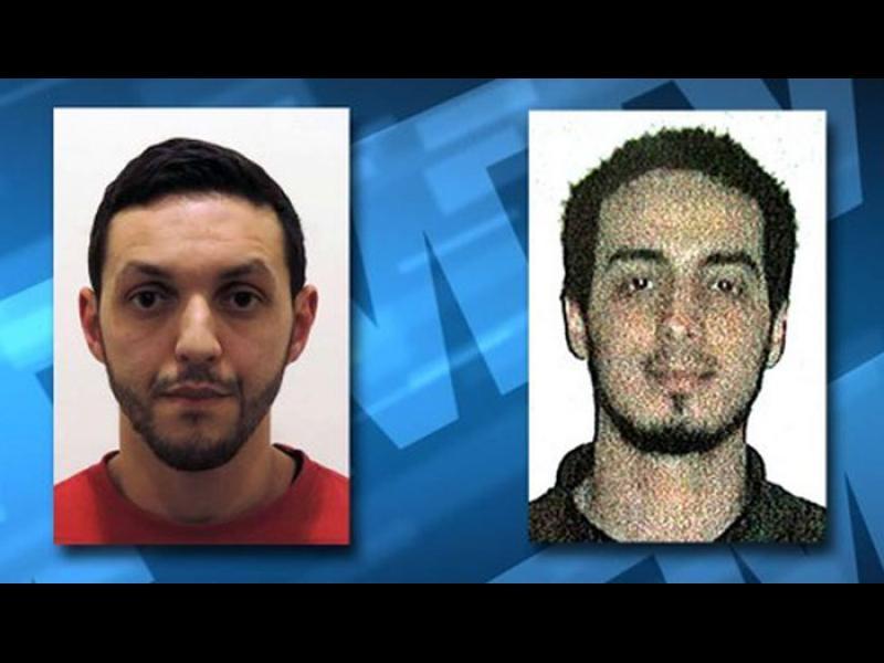 Снимки на атентаторите самоубийци