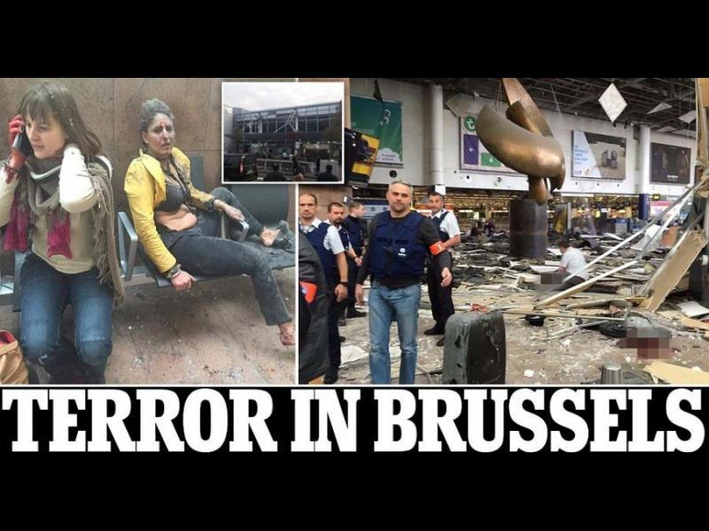 Да чуем истинските антитерористи: Атентатите в Брюксел са насочени срещу европейските институции
