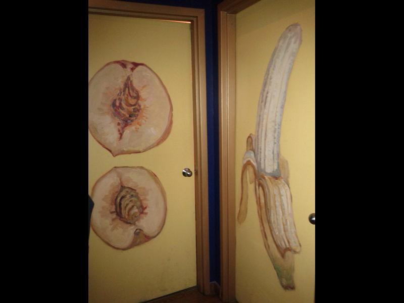 /СНИМКИ/ За тоалетните с любов