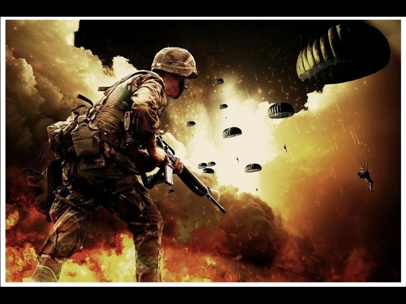 Британските войници стават невидими - картинка 1