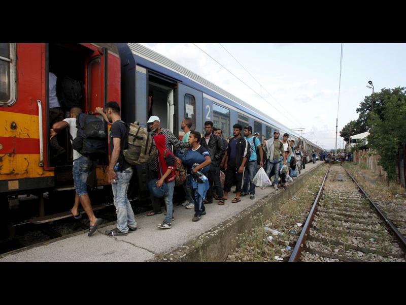 Първи ден без мигранти в Гърция - картинка 1