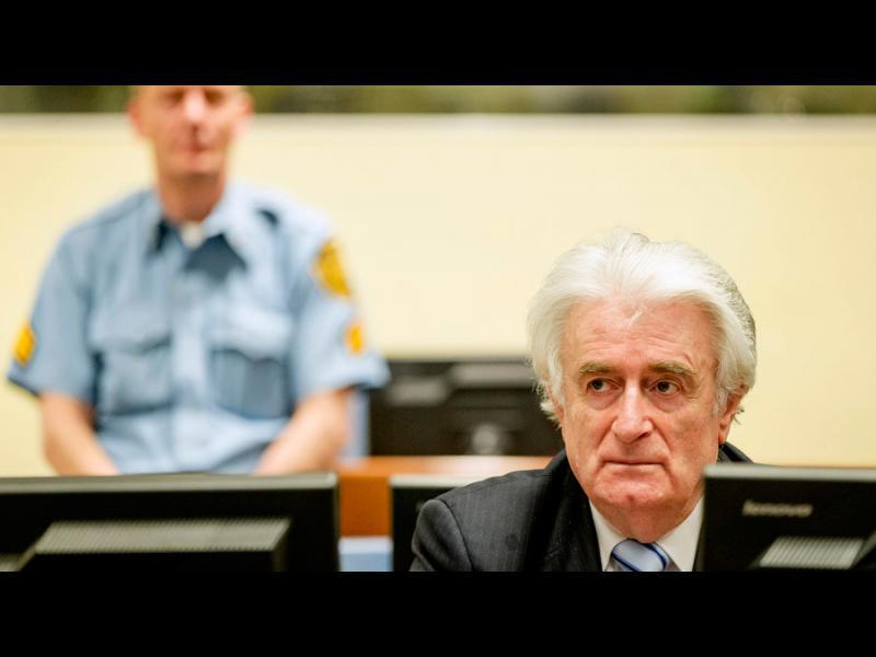 40 години затвор за Радован Караджич - картинка 1