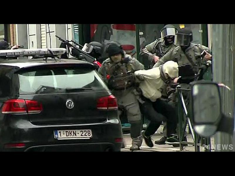 Антитерористи: Бомбите в Брюксел е трябвало да избухнат на Великден