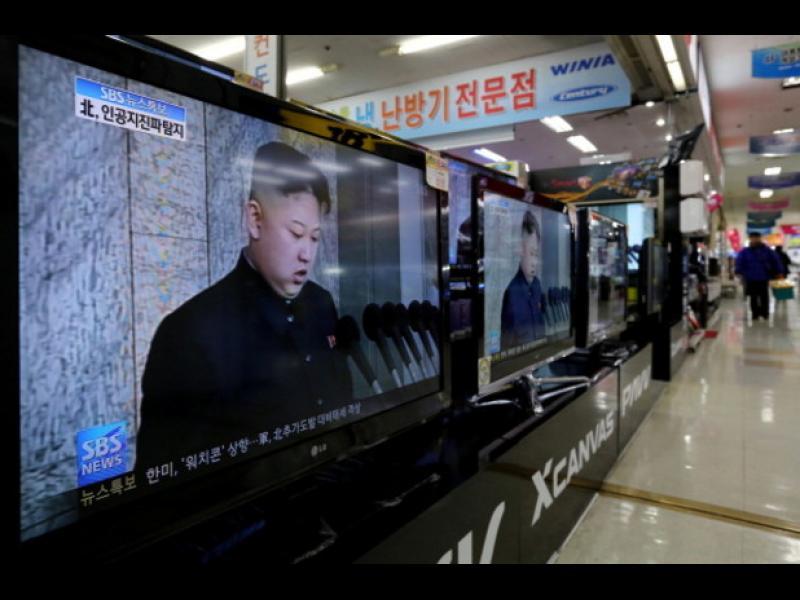 /ВИДЕО/ Ким Чен Ун в клип бомбардира Вашингтон - картинка 1