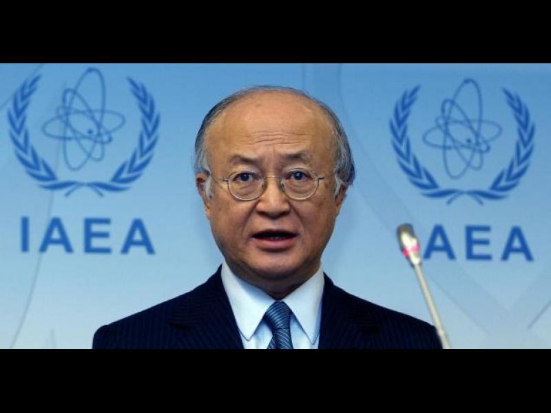 Юкия Амано: Терористите могат да създадат атомна бомба! - картинка 1