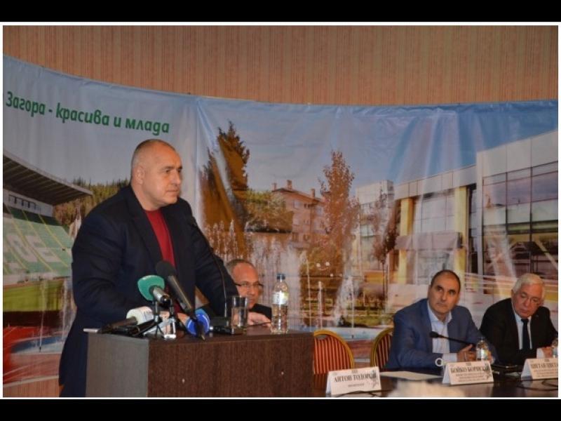 Борисов: През април започваме да дупчим и да добиваме нефт и газ