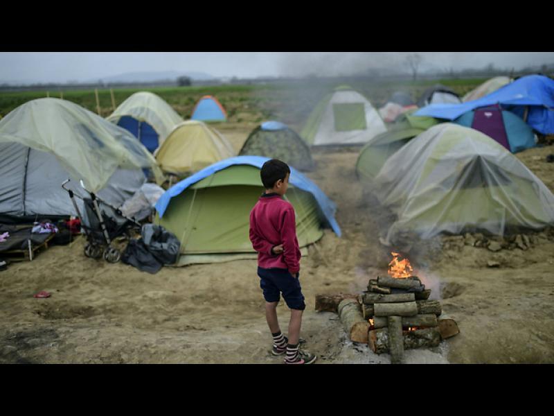 Гърция на ръба на хаоса - мигрантите се бунтуват срещу депортацията в Турция - картинка 4