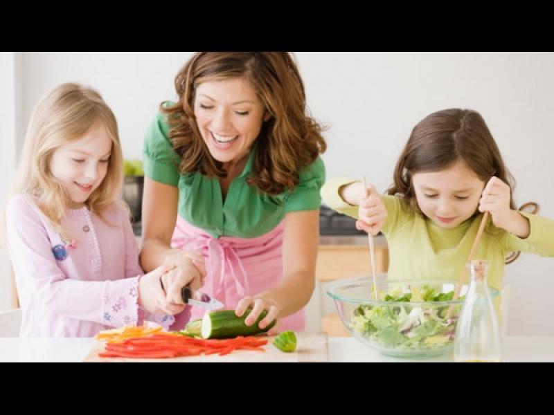 Съвети за храненето на деца между 3 и 7 годишна възраст