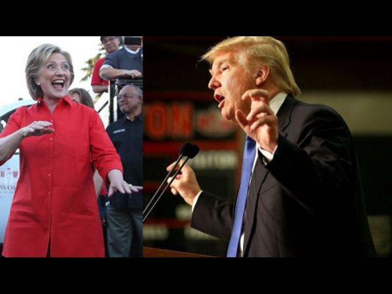 Тръмп и Клинтън с безапелационни победи в Ню Йорк - картинка 1