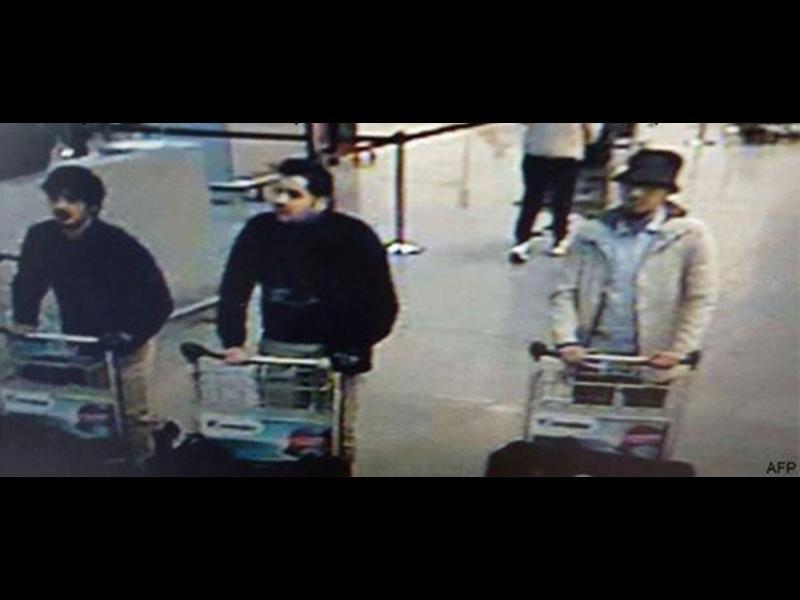 /ВИДЕО+СНИМКИ/ Нов видеокилип показва бягството на единия от терористите в Брюксел - картинка 1