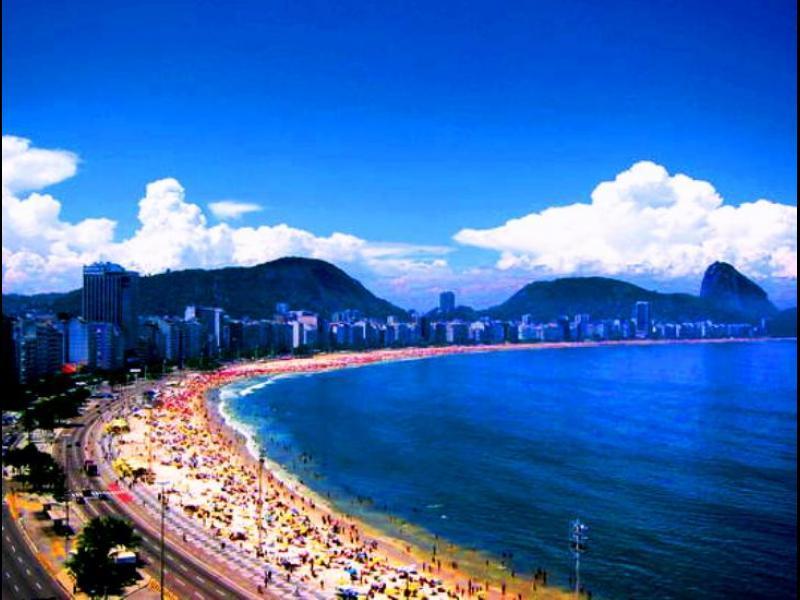 /СНИМКИ/ Най-красивите плажове в Бразилия!