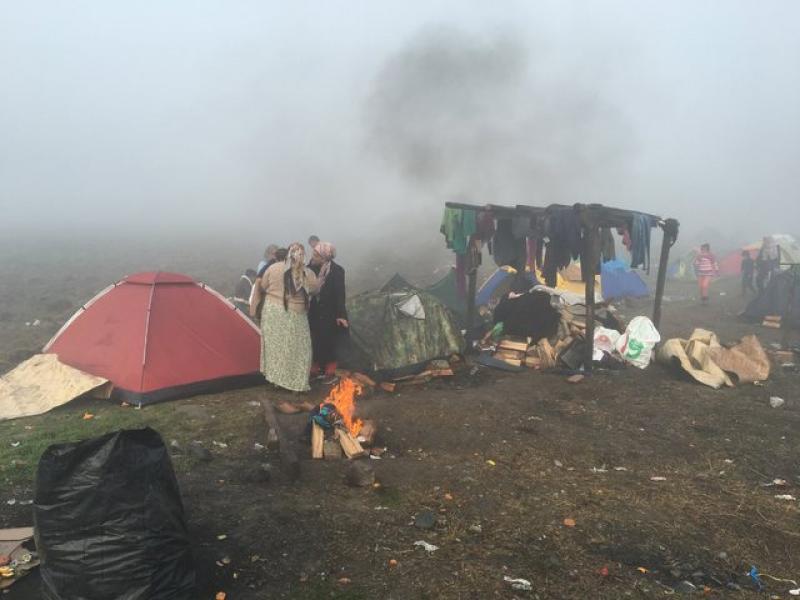 ЕС финансира програма за приемането на един милион мигранти от Турция - картинка 1