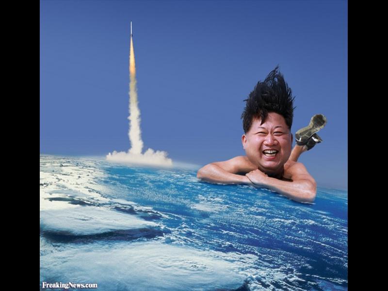Ким Чен Ун продължава да си играе с балистични ракети - картинка 1