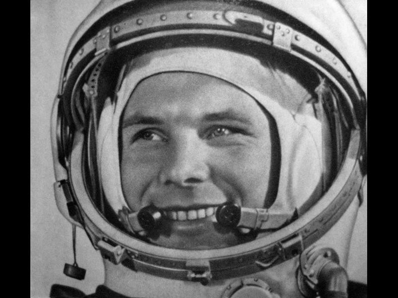 /ВИДЕО/За първия полет на човек в космоса